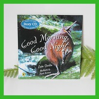 Good Morning, Good Night Kiwi Book