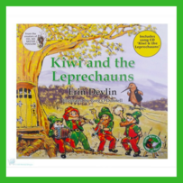 Kiwi and the Leprechauns  Book and CD