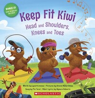 Keep Fit Kiwi Book