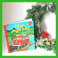 A Kiwi Jingle Bells Book and CD