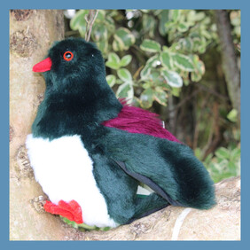 Kereru Soft toy Small