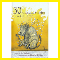 30 New Zealand Stories for Children