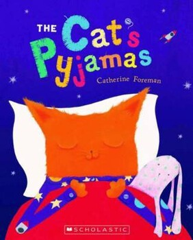 The Cat's Pyjamas  Board Book