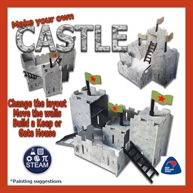 Castle - Build and Decorate