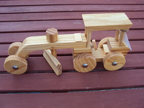 Grader By Struan Toymakers