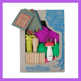 Good Things for Girls by Seedling