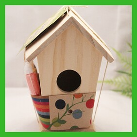 Design Your Own Birds House
