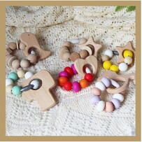 Natural Baby Teethers