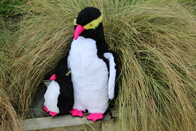 Yellow-Eyed Penguin Soft Toy Large