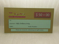 Gift Certificate $50