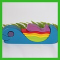 Rainbow Whale Wooden Puzzle