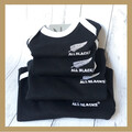 All Blacks Short Sleeve Bodysuit