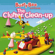 Buzzy Bee: The Clutter Clean-Up Book