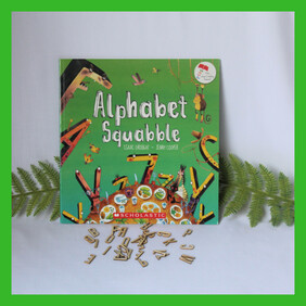 Alphabet Squabble By Joy Cowley