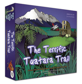 The Terrific Tuatara Trail Game