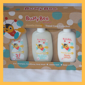 Buzzy Bee Manuka Honey Baby Care