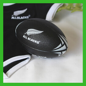 All Blacks Foam Ball 6 Inch