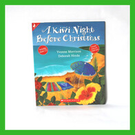 A Kiwi Night Before Christmas CD and Book