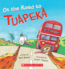On The Road To Tuapeka