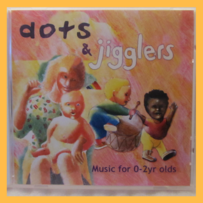 Dots & Jigglers - Music For Babies CD